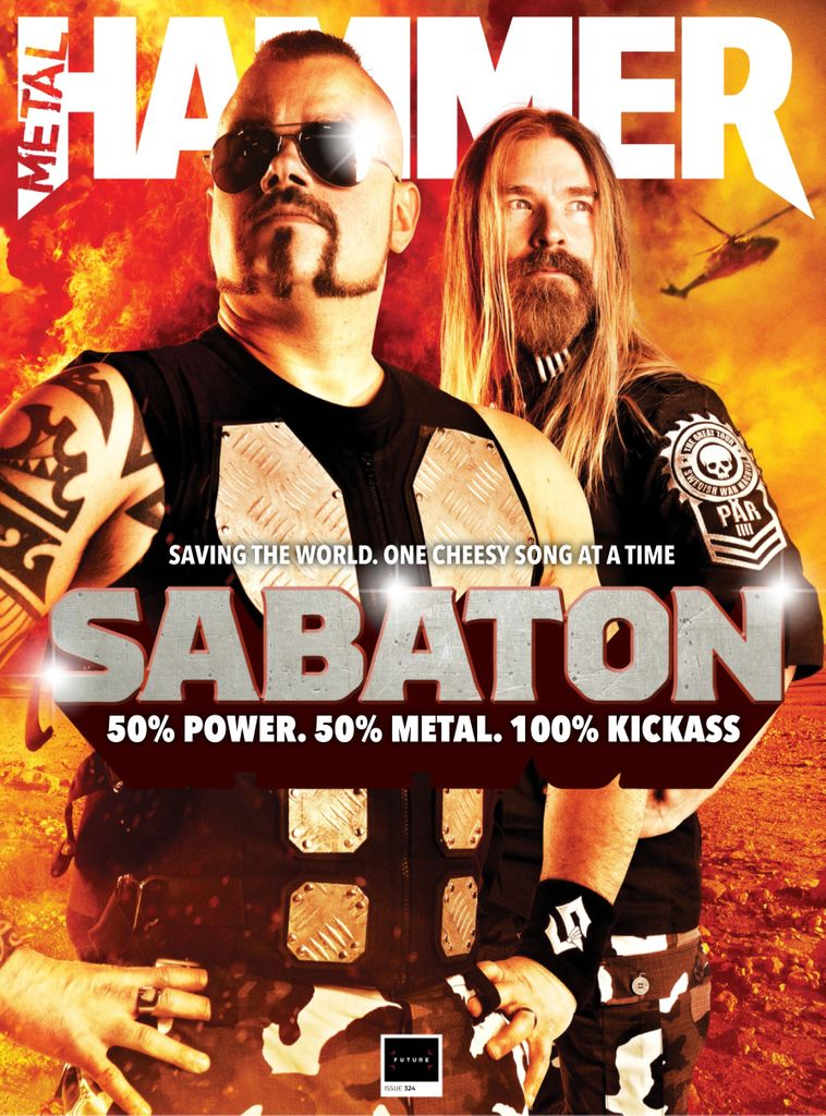 Metal Hammer UK Magazine Subscription (Digital)