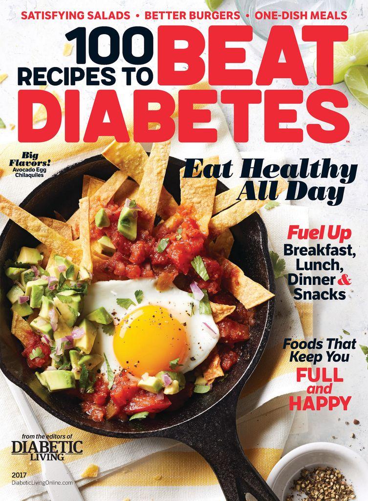 100 Recipes to Beat Diabetes Digital