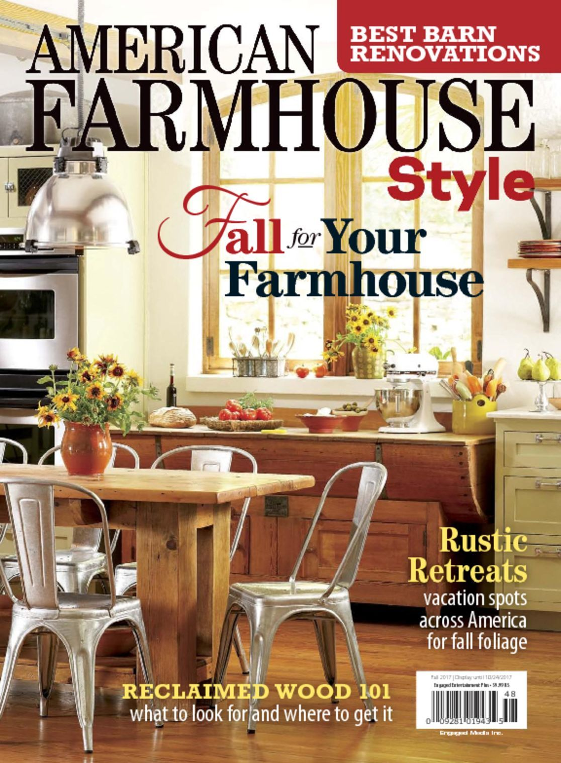 American farmhouse style magazine digital for American farmhouse style