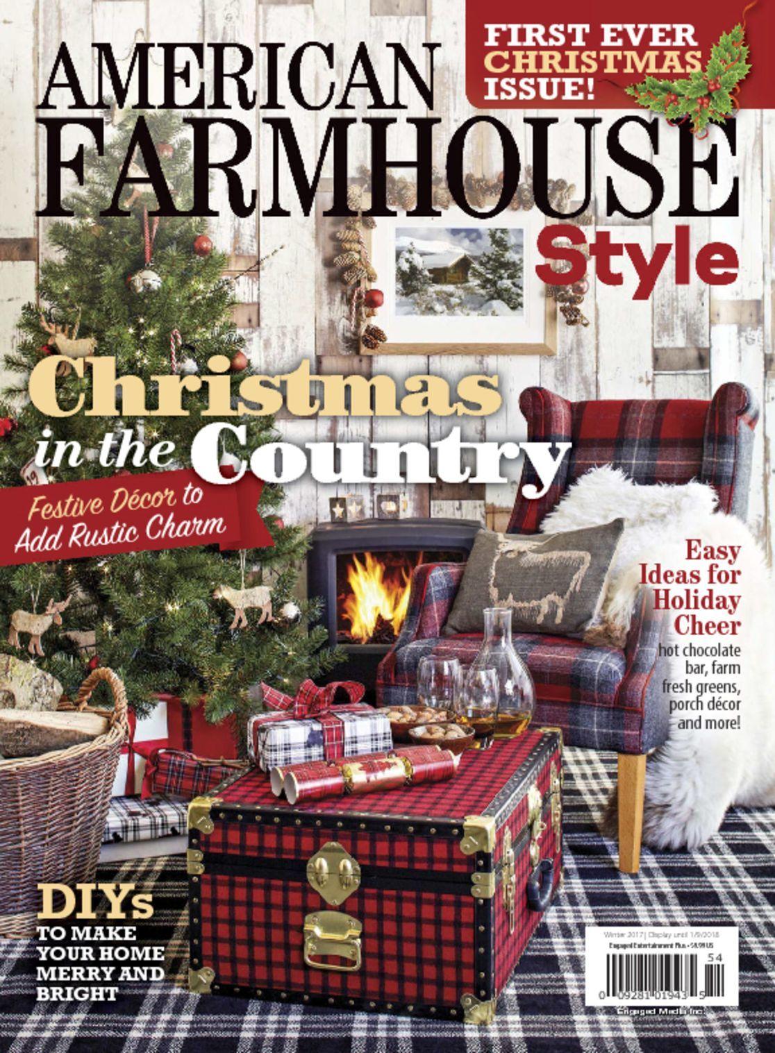 American Farmhouse Style Magazine Digital