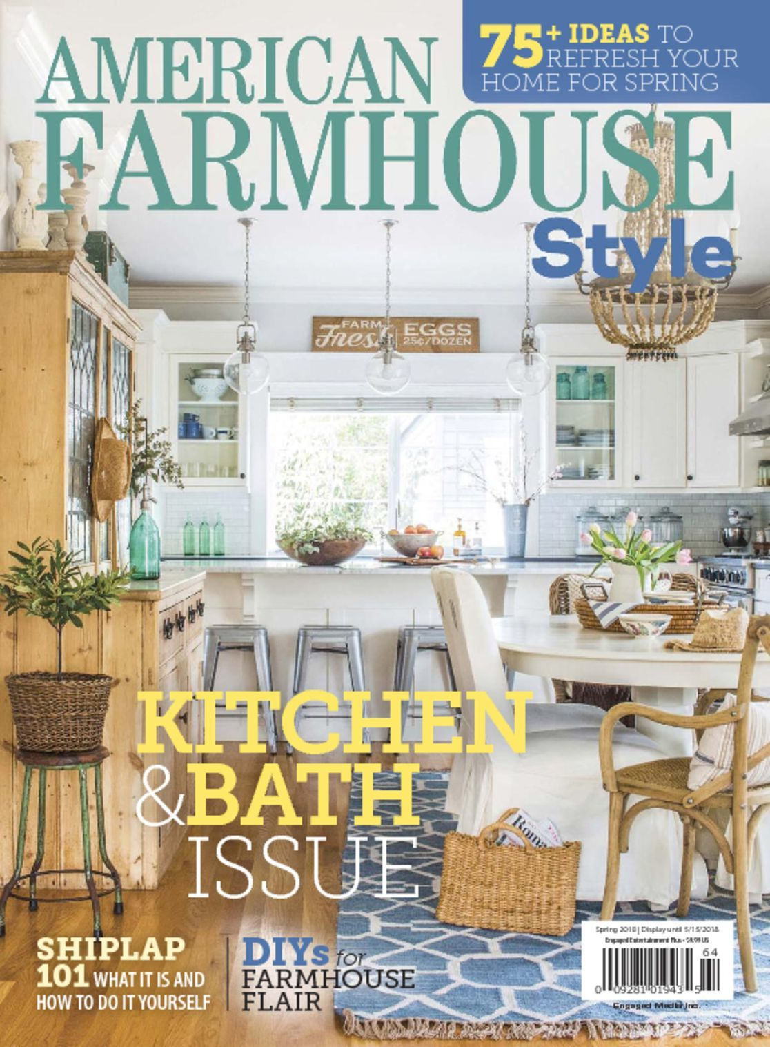 American Farmhouse Style Digital