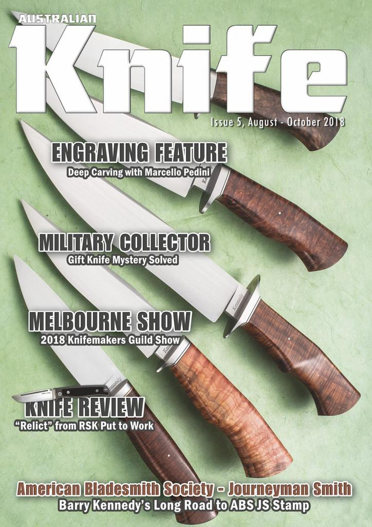 Australian Knife Digital
