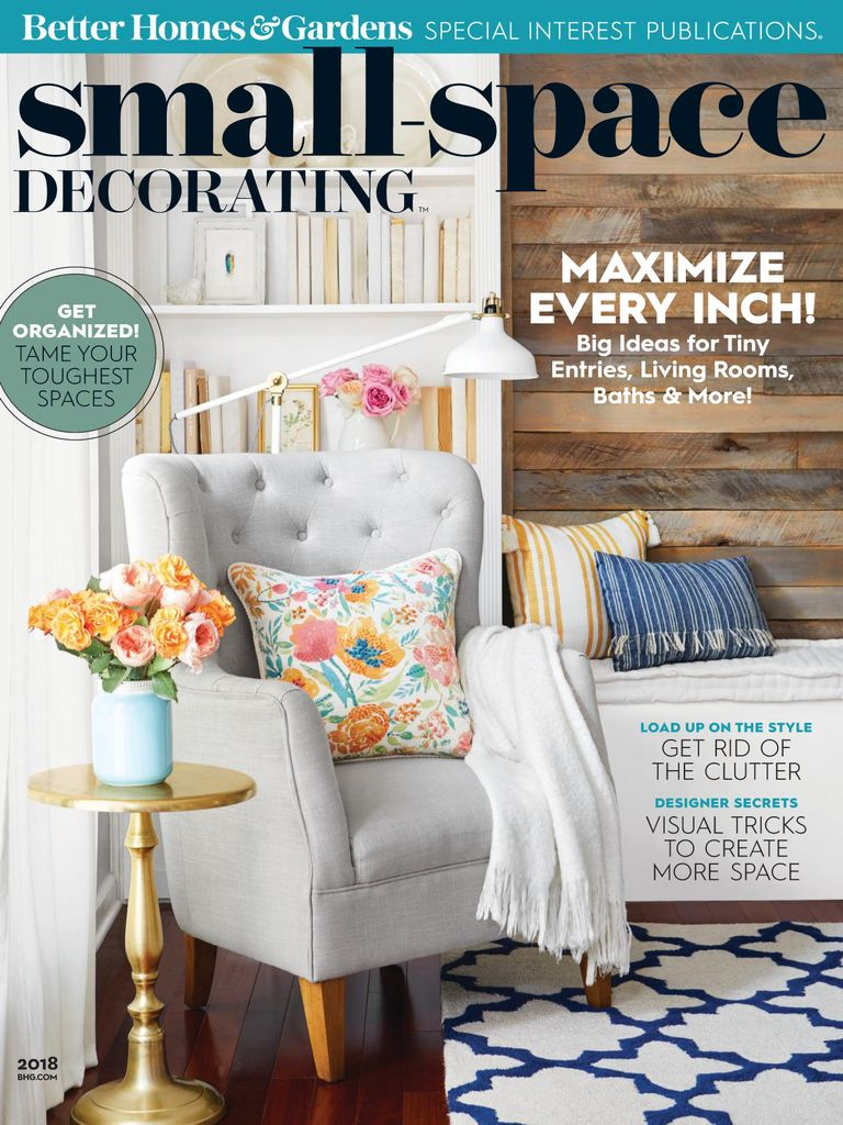 Best Value Auto >> Small Space Decorating Magazine (Digital) - DiscountMags.com