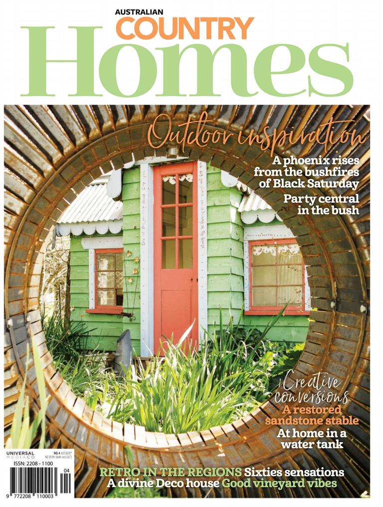 Australian Country Homes Digital