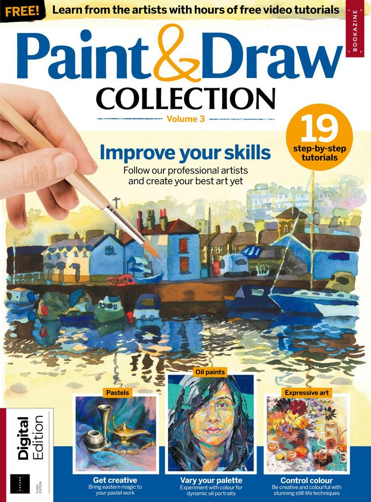Paint Draw Collection Digital