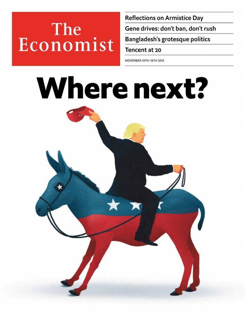 The Economist UK edition (Digital)