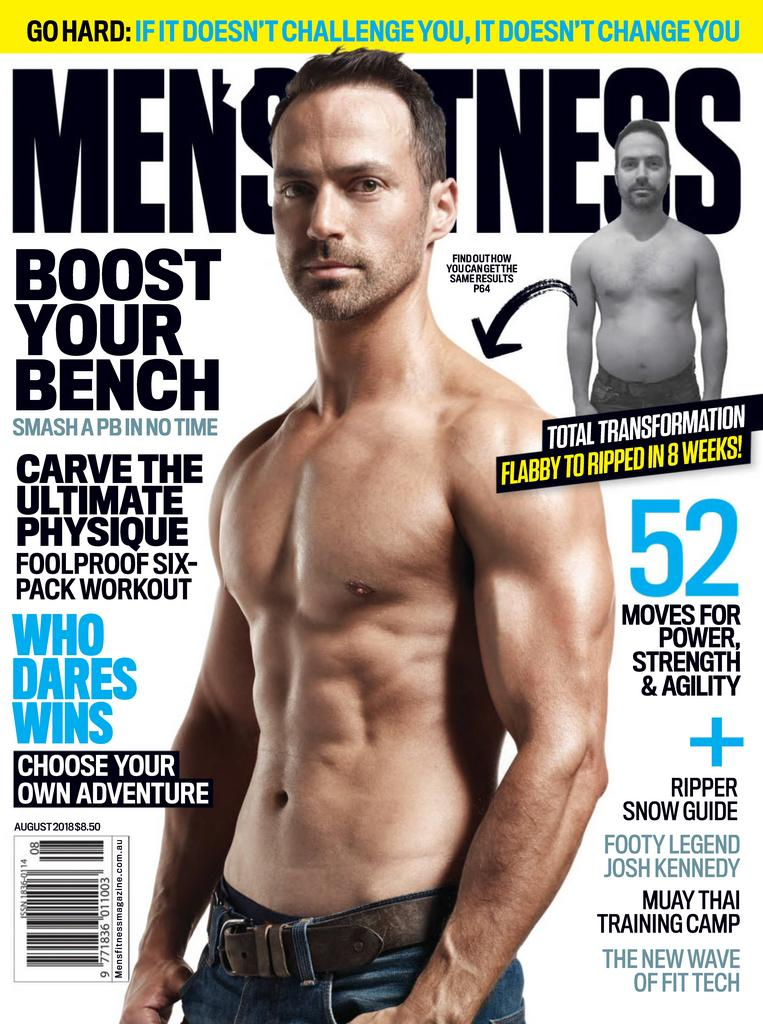 Australian Mens Fitness Digital