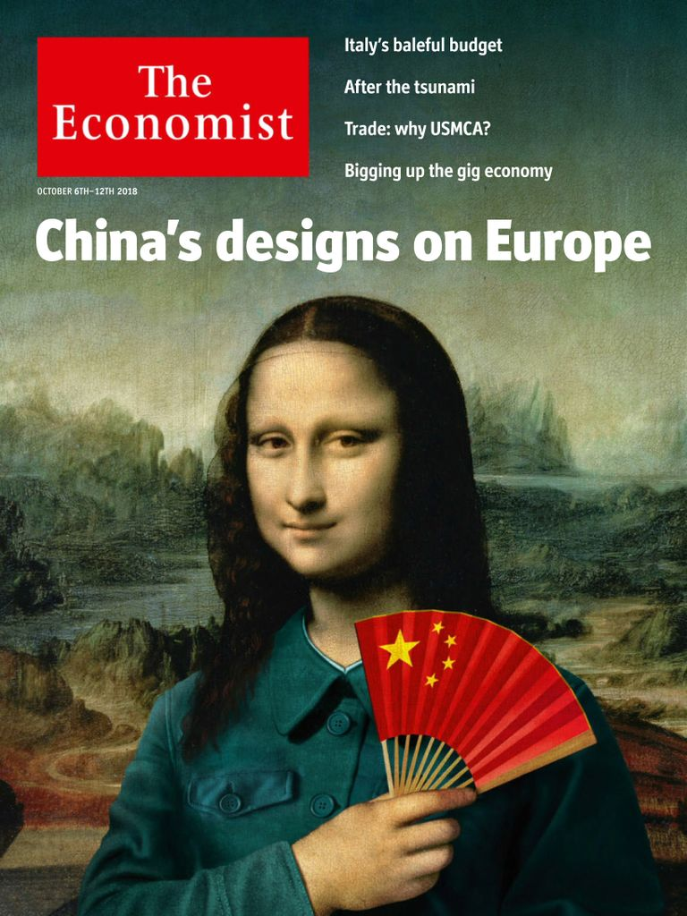 The Economist Middle East and Africa edition Digital