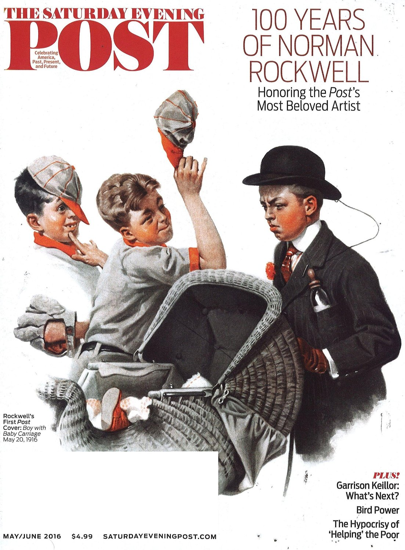 Norman Rockwell, The Saturday Evening Post Calendar 2020