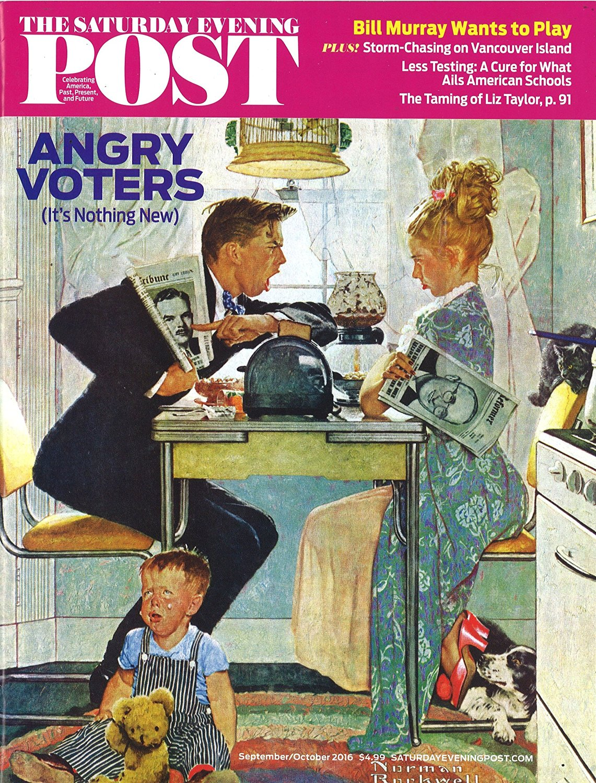 Saturday Evening Post Magazine Subscription