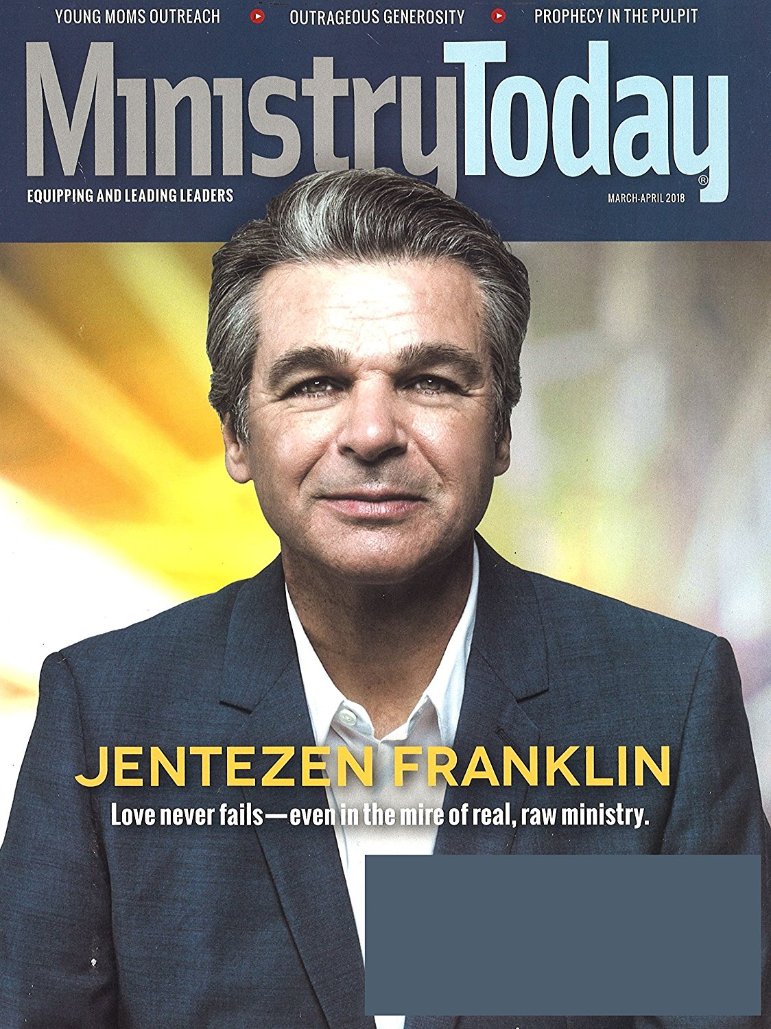 Best Price for Ministry Today Magazine Subscription