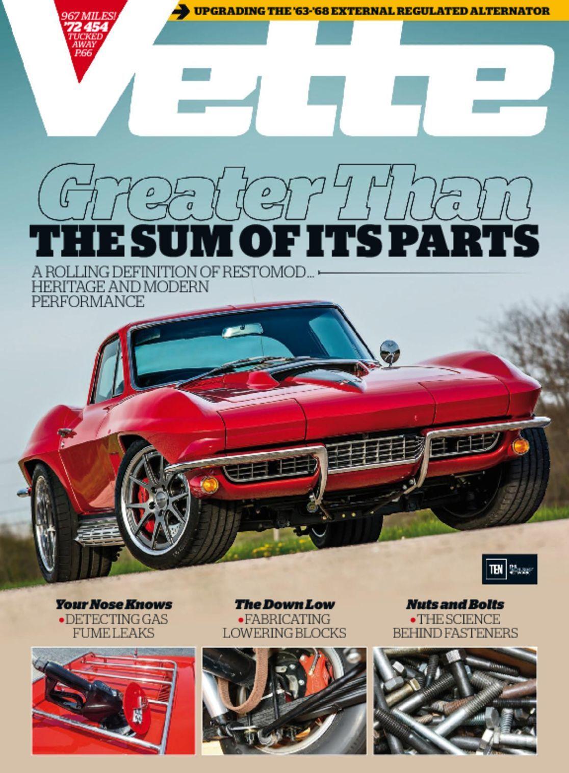 Vette Magazine Subscription