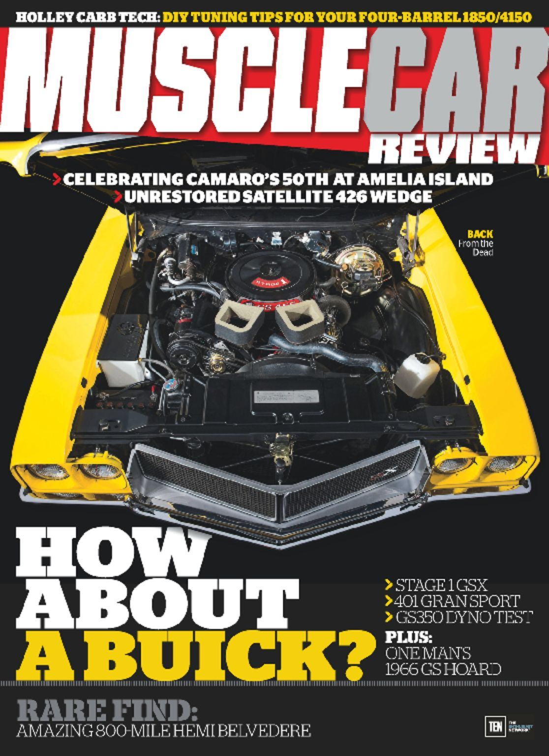 Muscle Car Review Magazine