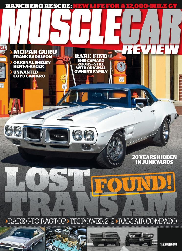 Muscle Car Review