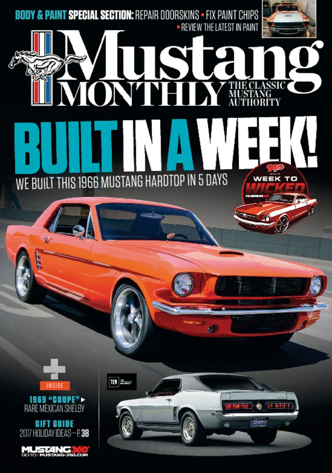 88 Mustang 5.0 >> Mustang Monthly Magazine | Mustang News - DiscountMags.com