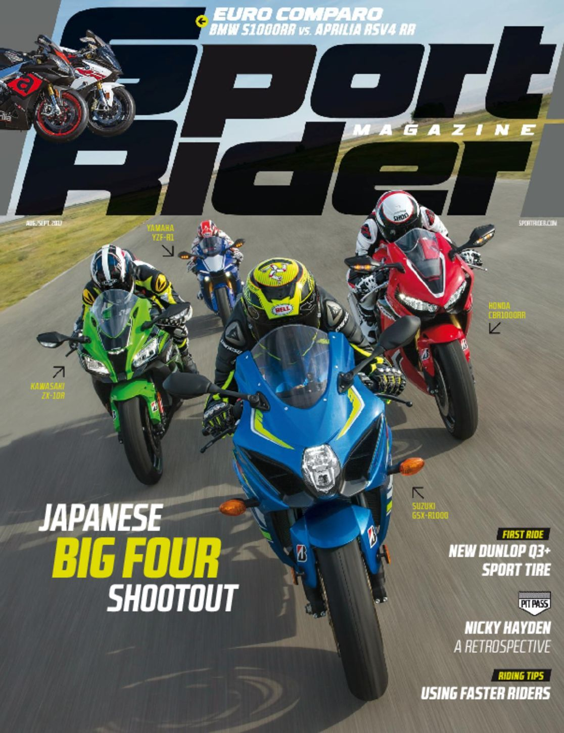 More Details about Sport Rider Magazine