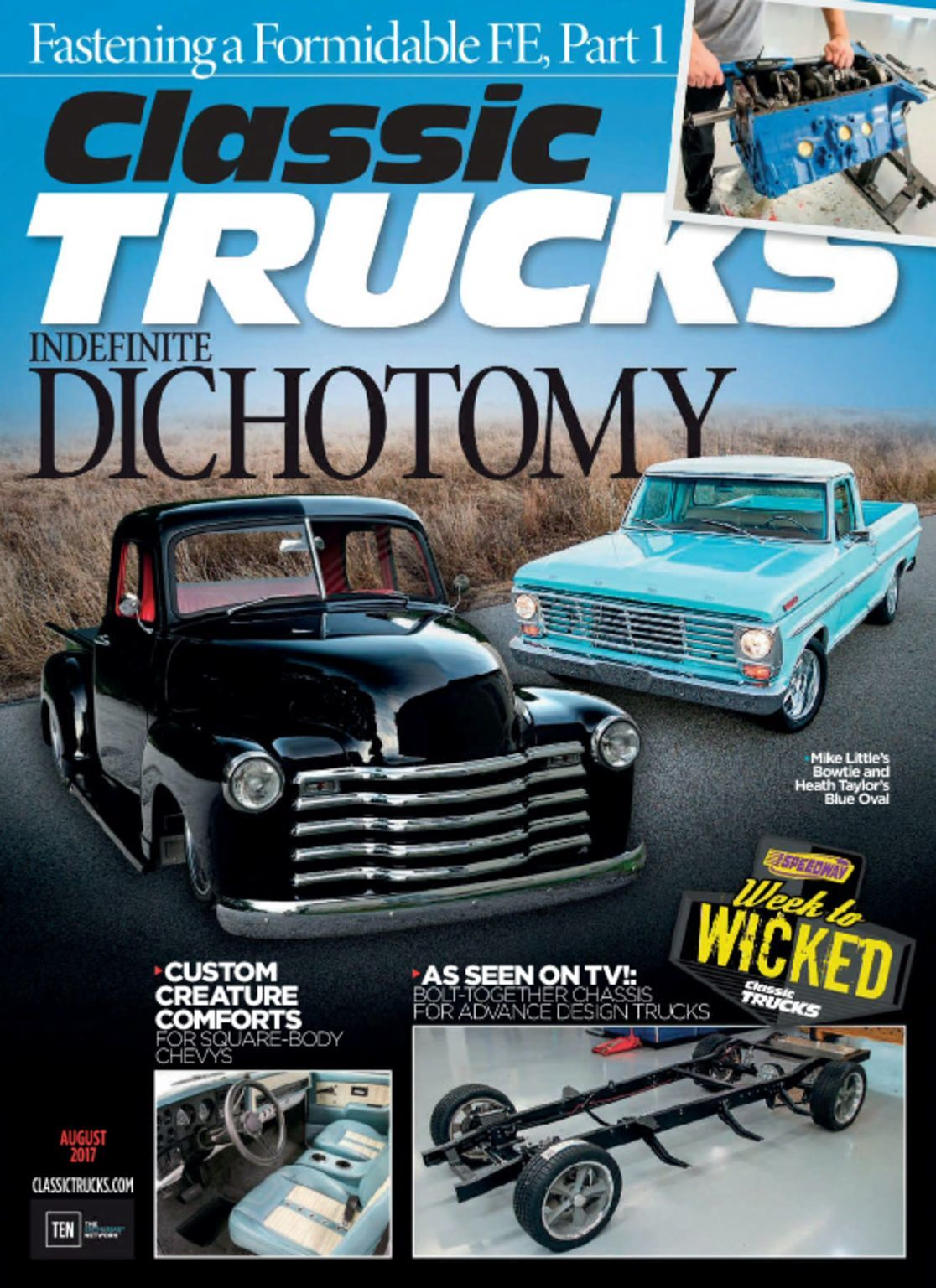Classic Trucks Magazine Subscription From 22 95 Compare