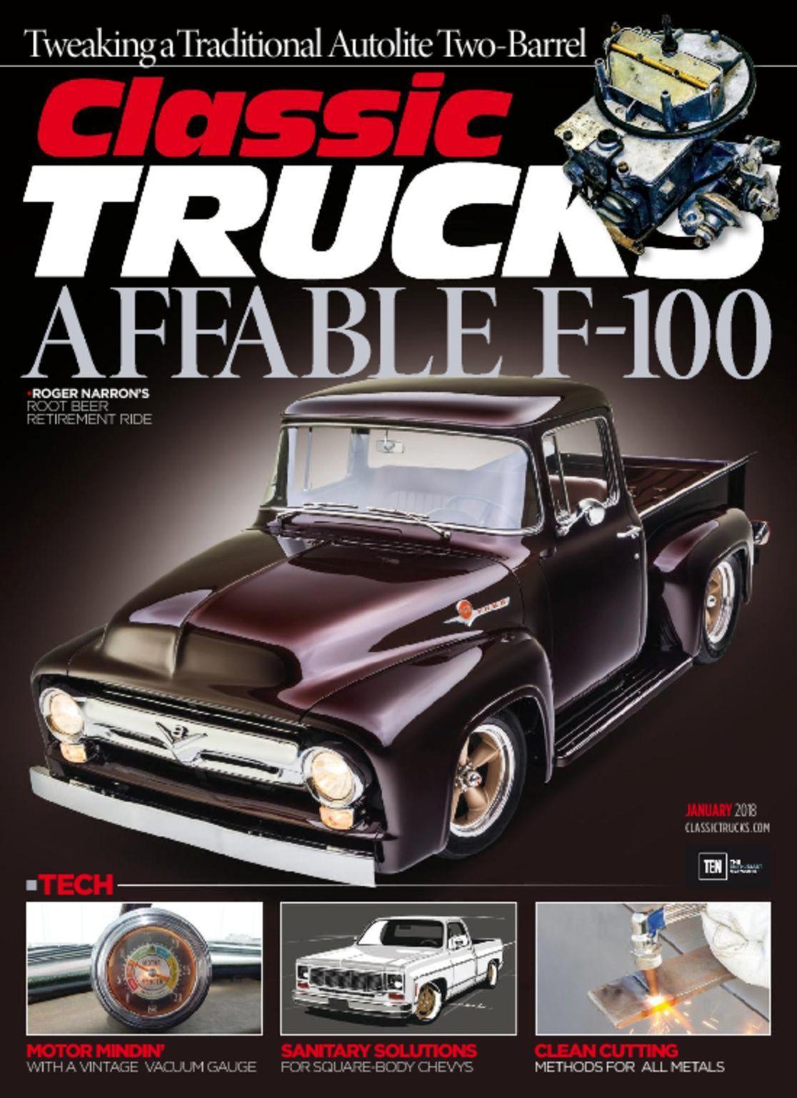 Classic Trucks Magazine Subscription