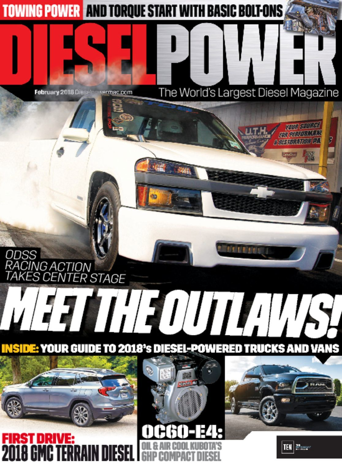 Diesel Power Magazine Subscription