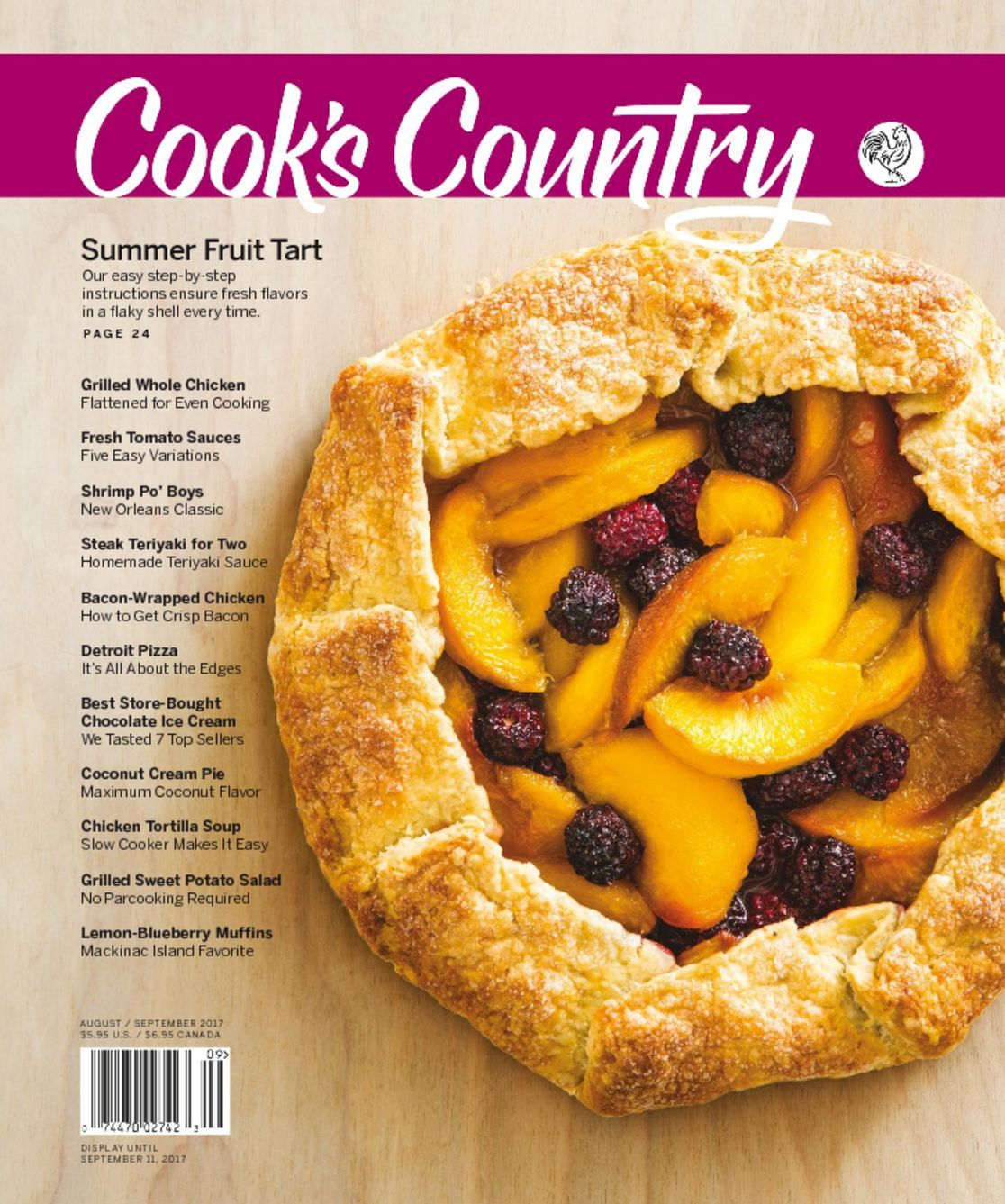 Subscribe To Cook's Country Magazine