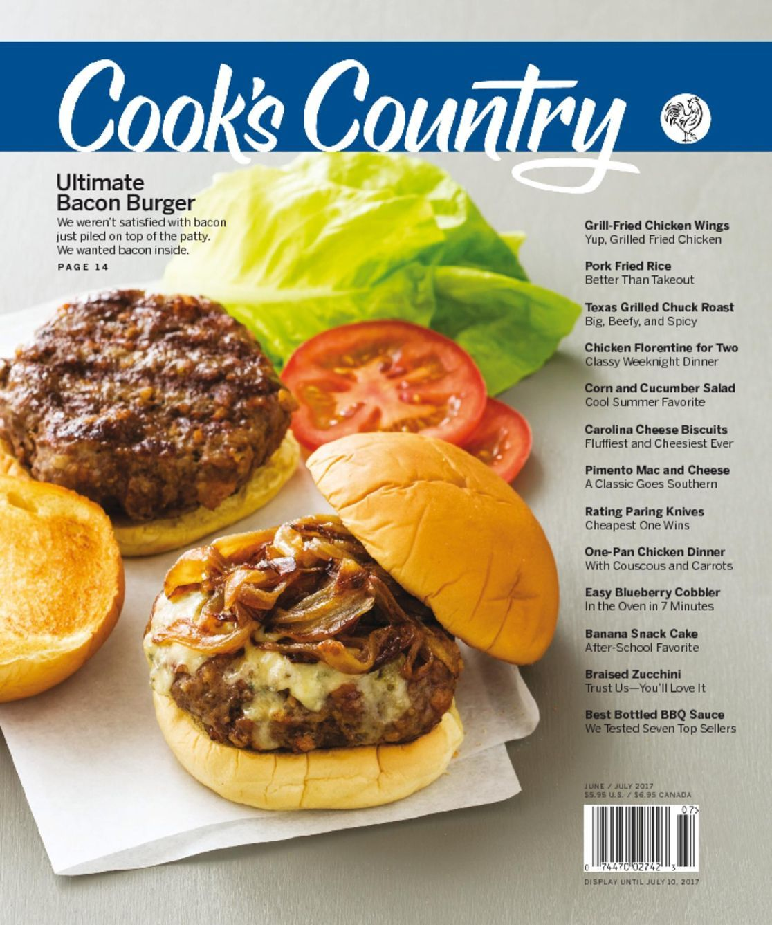 Country Cookbook Cover : Cook s country subscribe to magazine