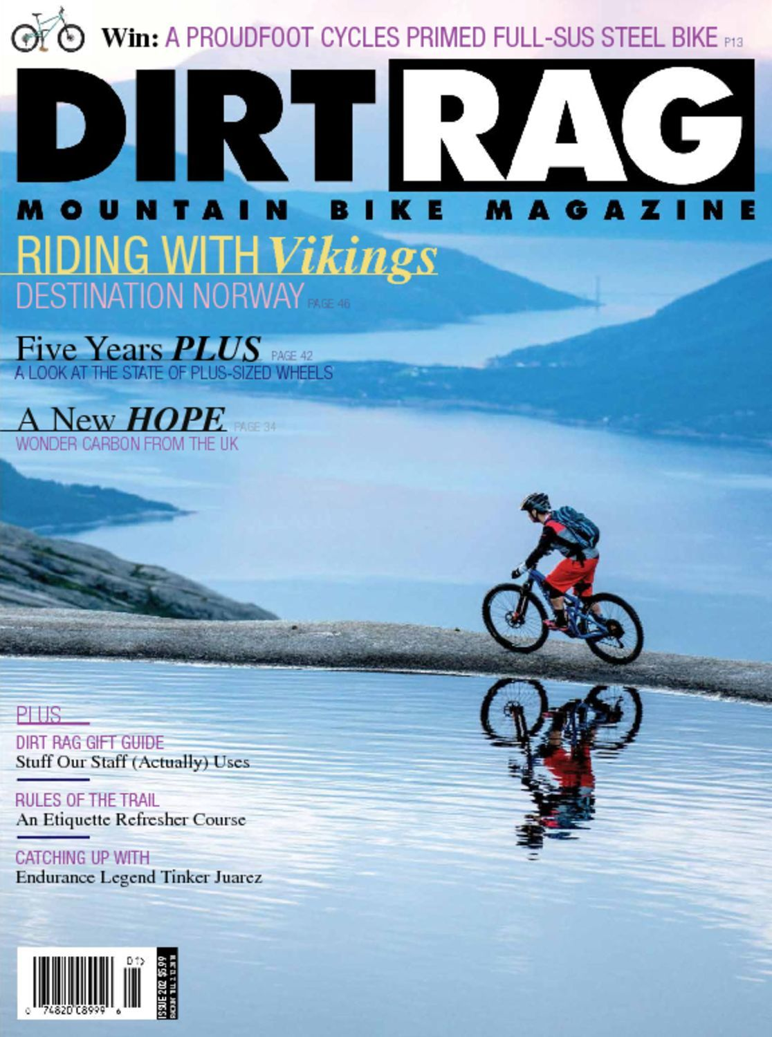 Dirt Rag Magazine Subscription
