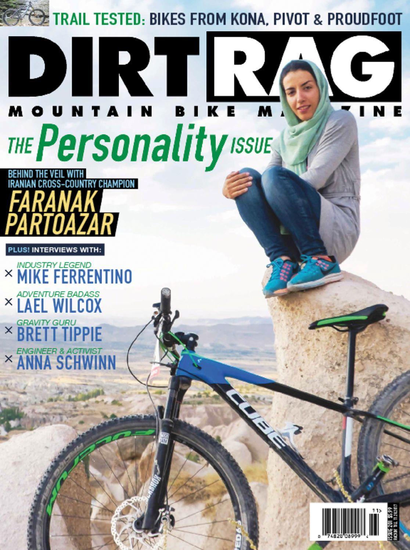 Dirt Rag Magazine Subscription