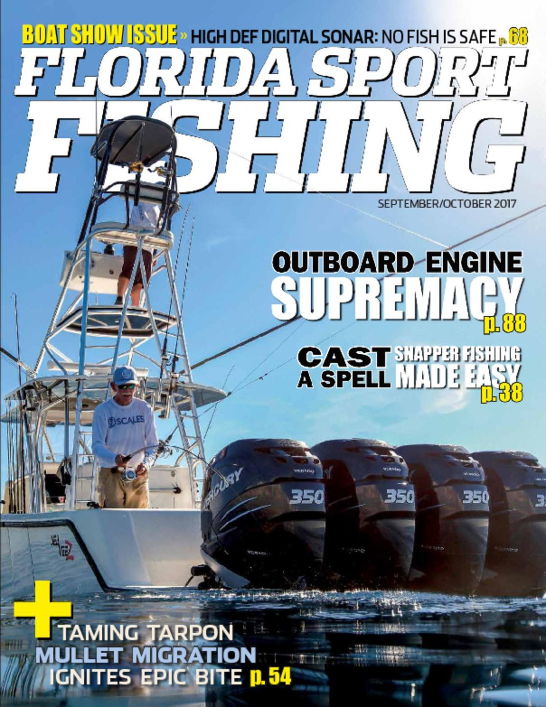 Florida Sport Fishing Magazine Subscription