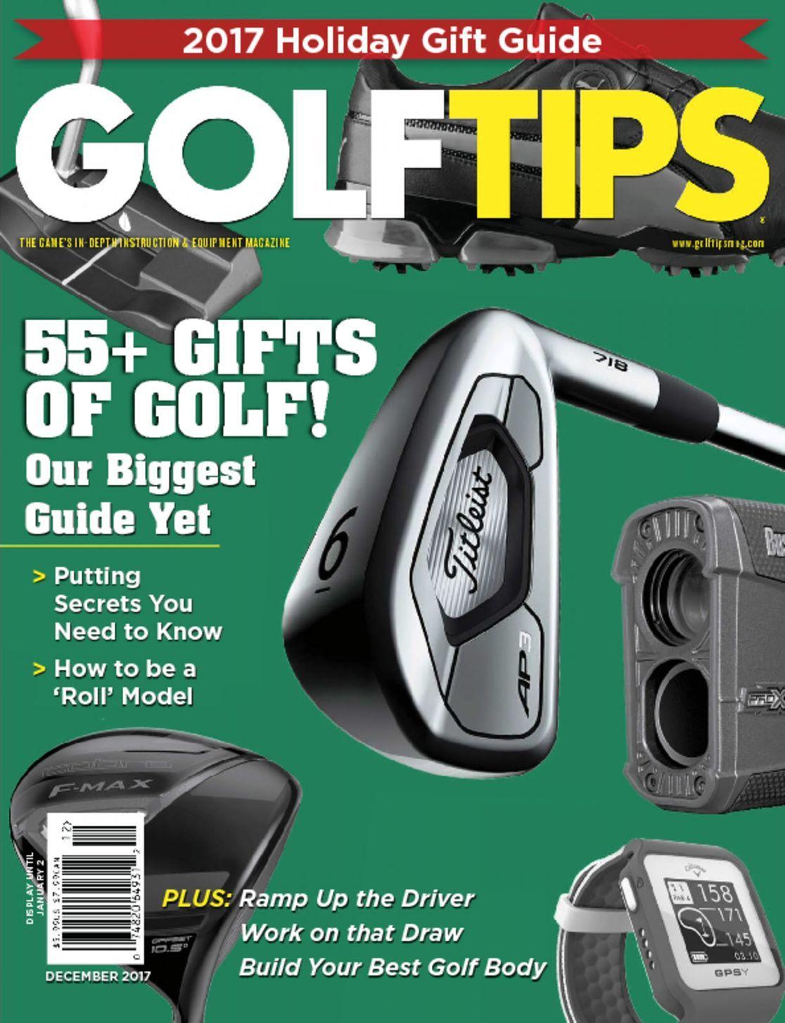 Golf Tips Magazine Subscription