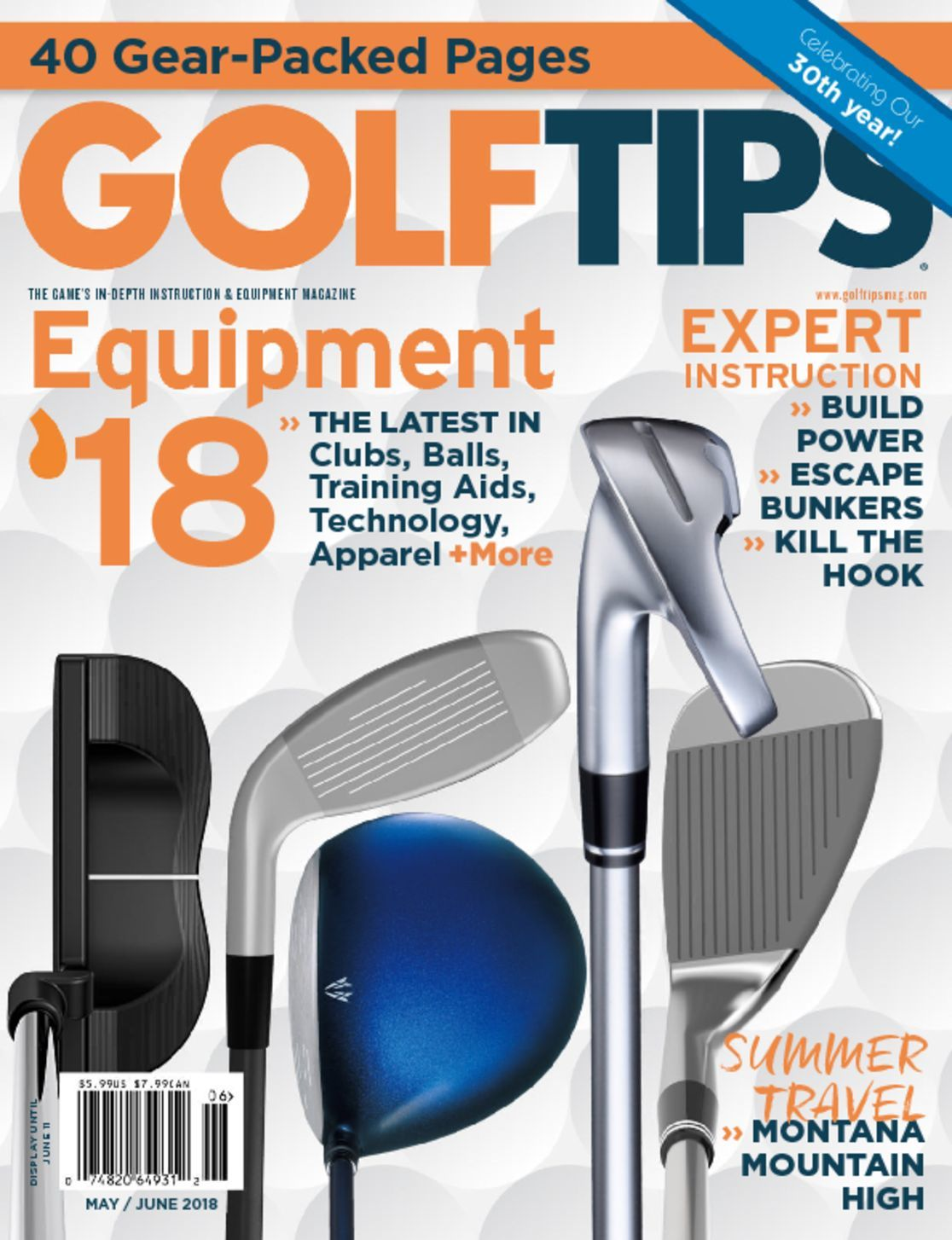 Subscribe To Golf Tips Mag