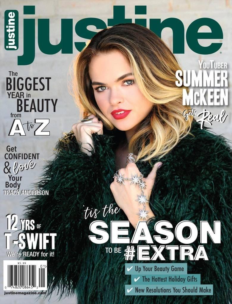 Justine Magazine Subscription