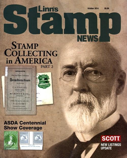 Linns Stamp News