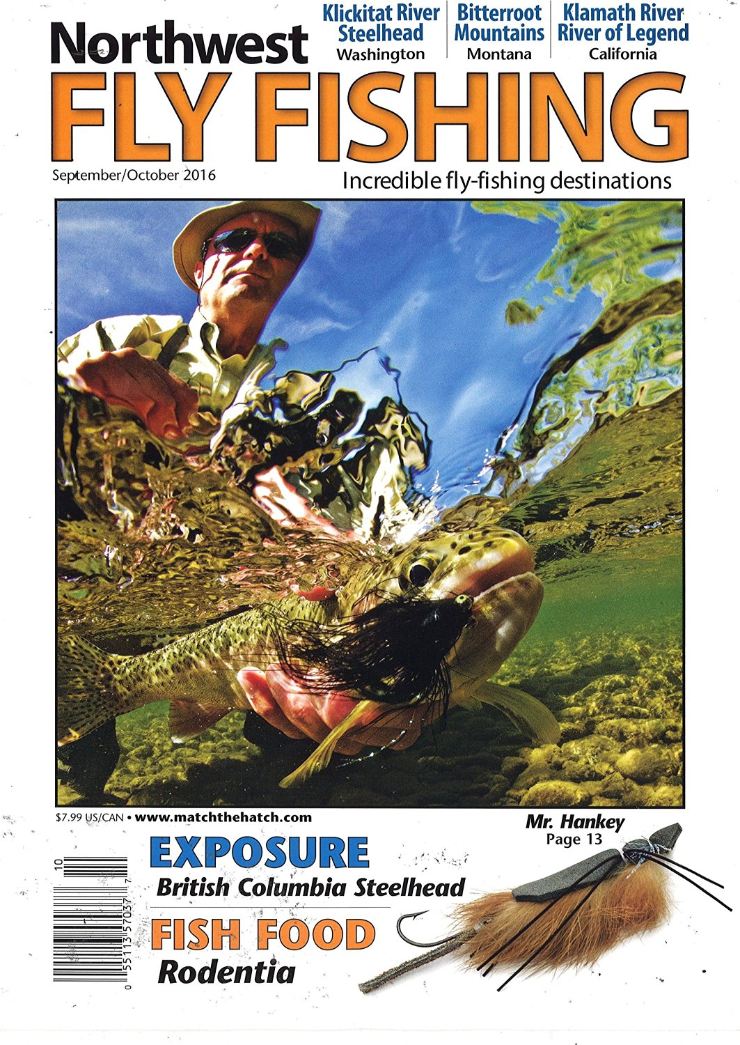 Northwest Fly Fishing Magazine Subscription
