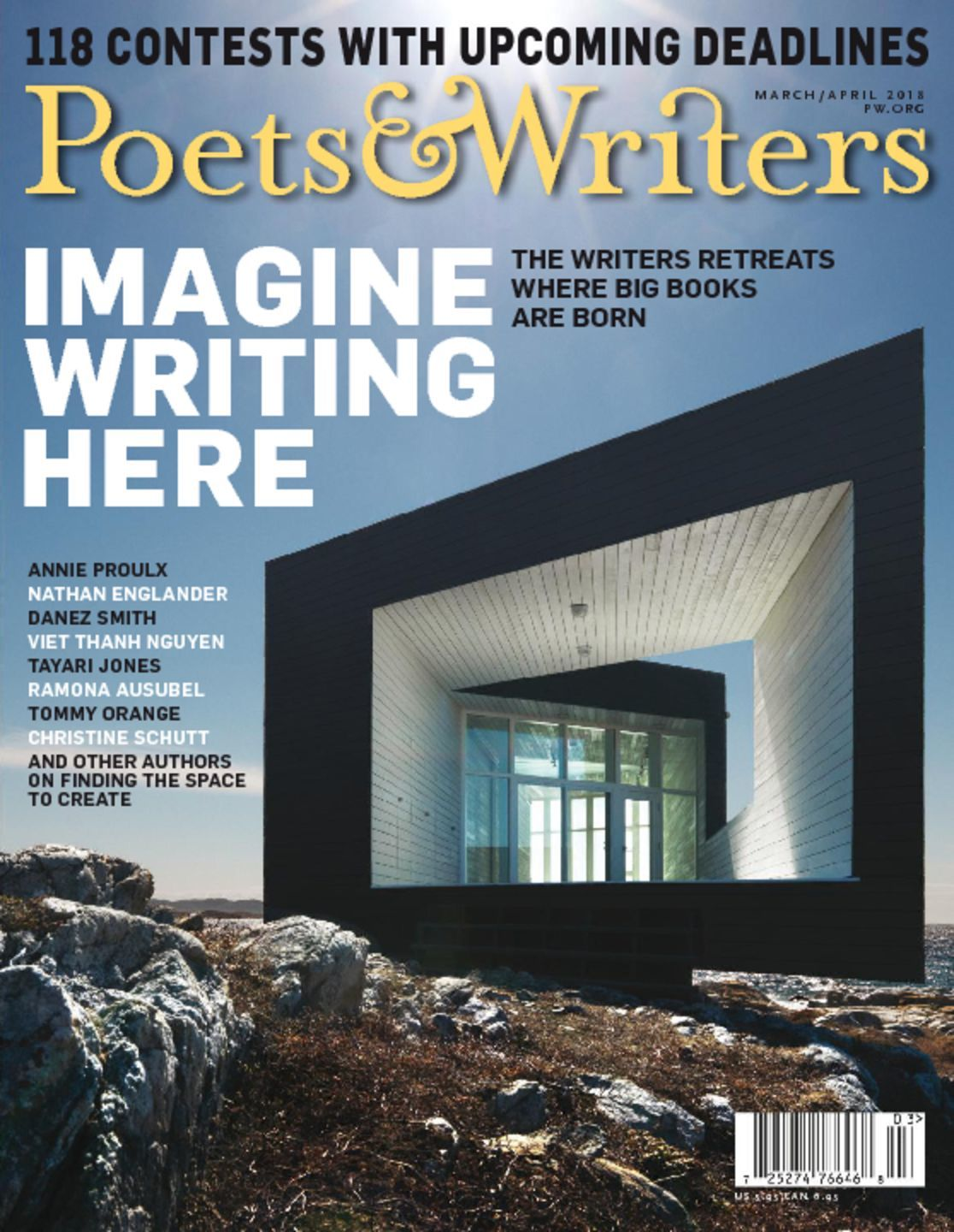 Poets Writers Magazine Subscription