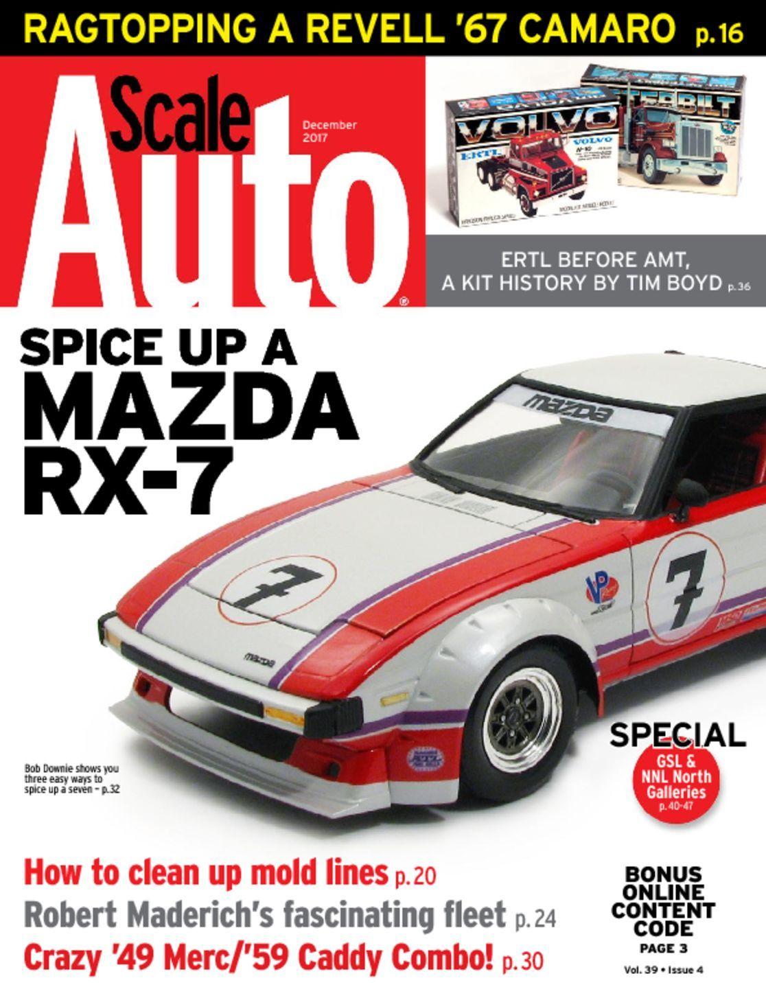 Scale Auto Magazine Subscription