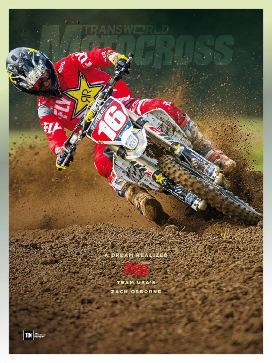 Motocross Transworld Magazine Subscription