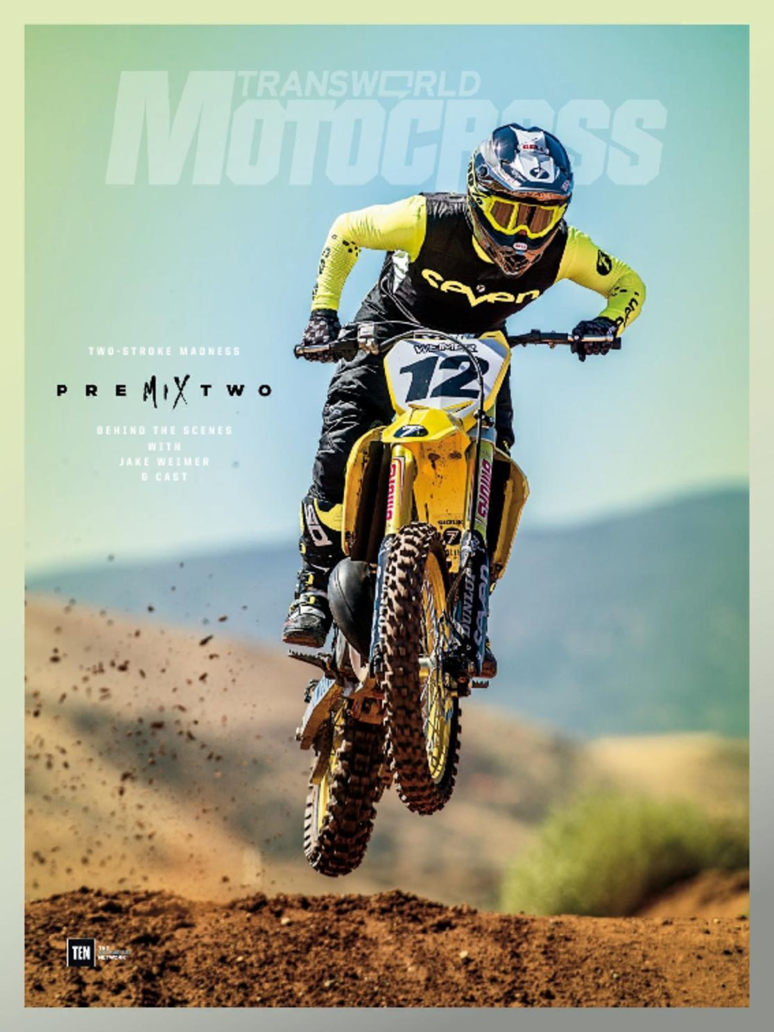 Motocross Transworld Magazine Subscription