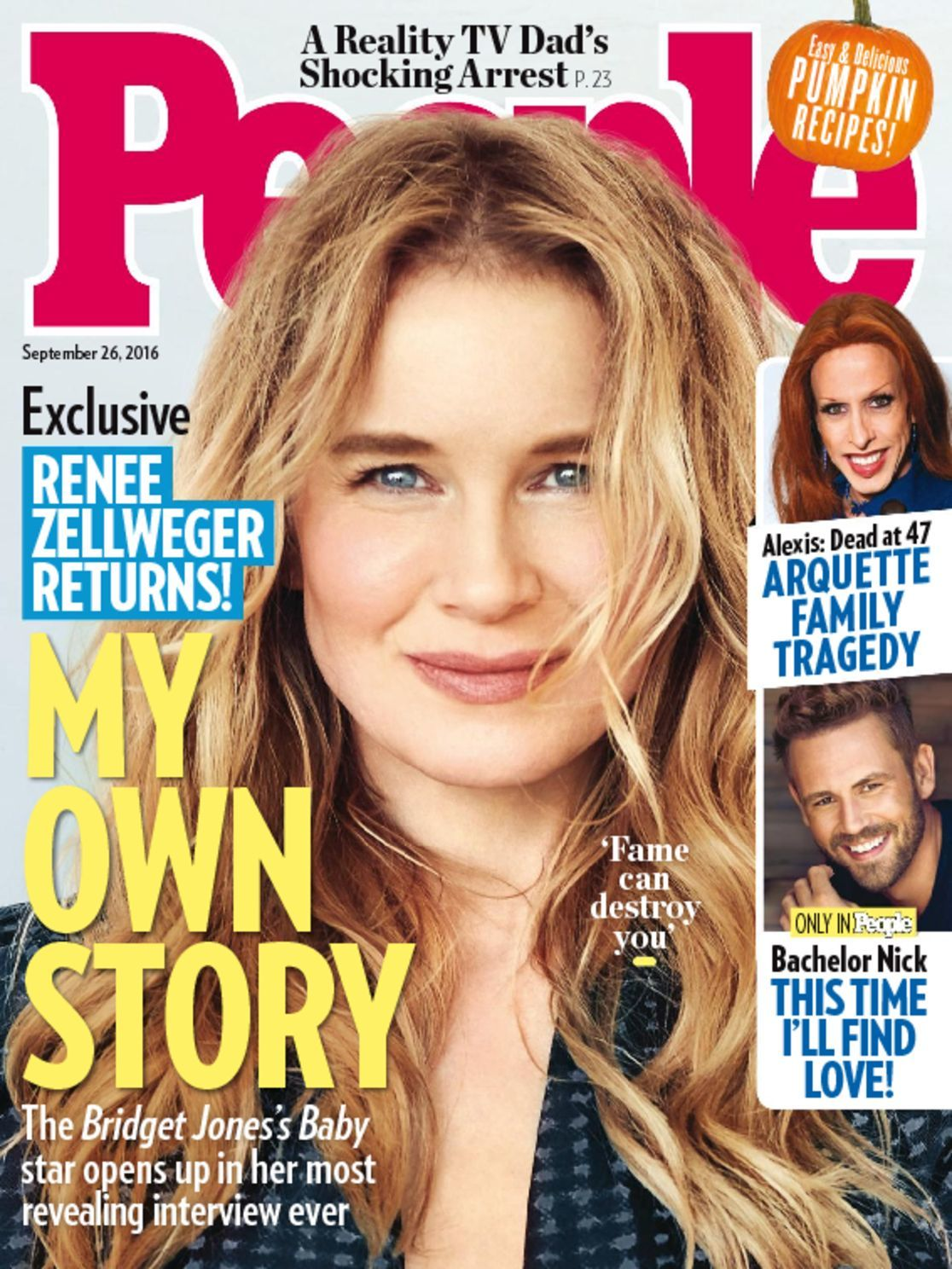 People Magazine Subscription
