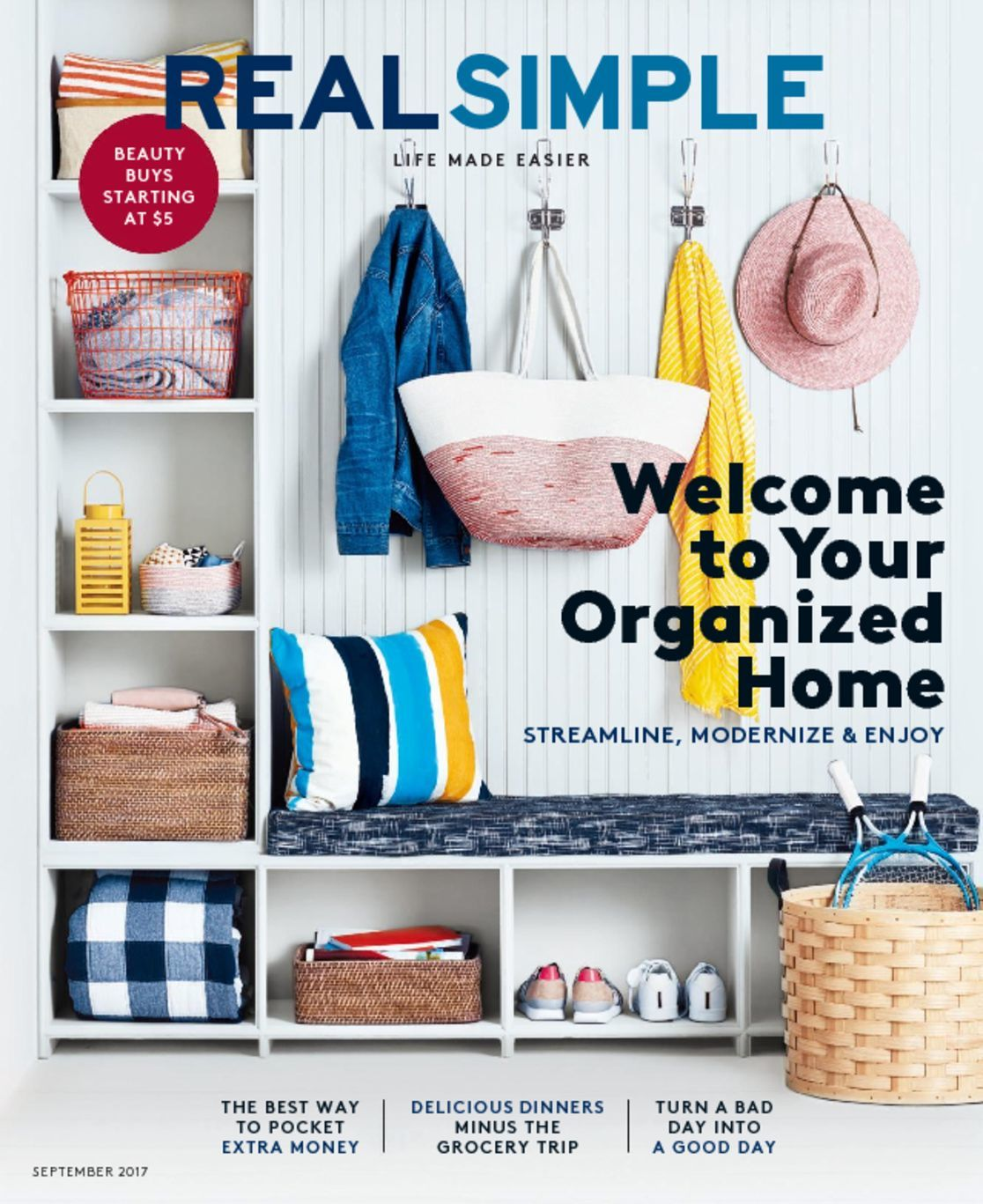 15 Articles To Help Organize Your Home For The New Year: Calm Down Your Hectic Life