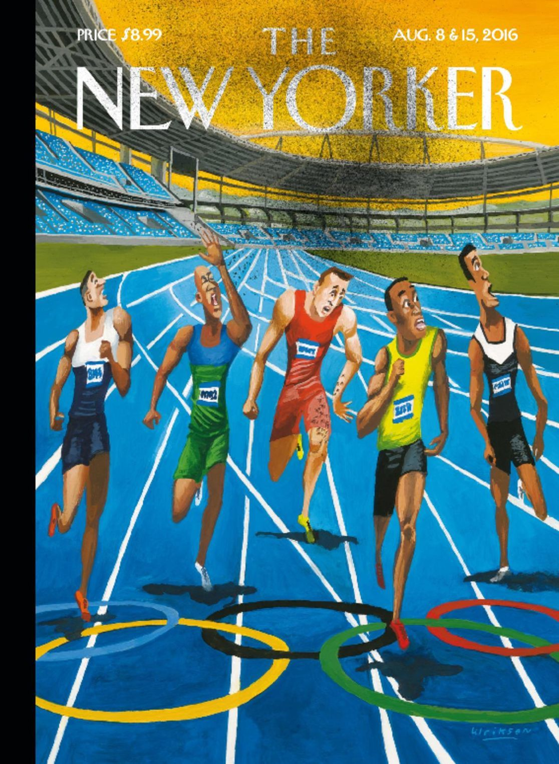New Treasures: The New Yorker Fiction Issue, June 10 & 17