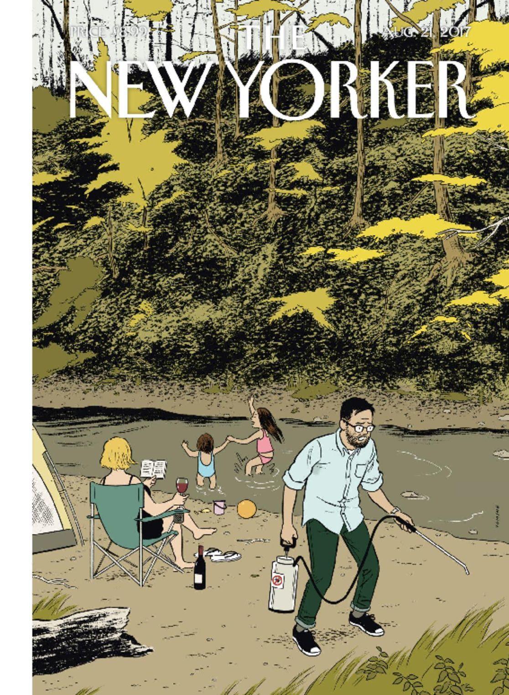 New Yorker Magazine Subscription