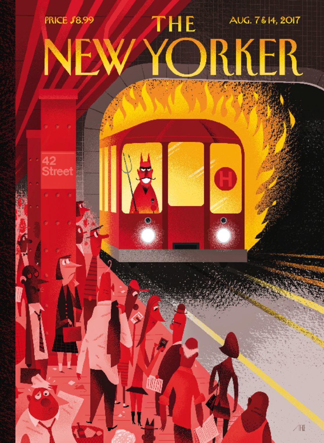 At tommudselb.tk you can get two years (94 issues) of the New Yorker for a