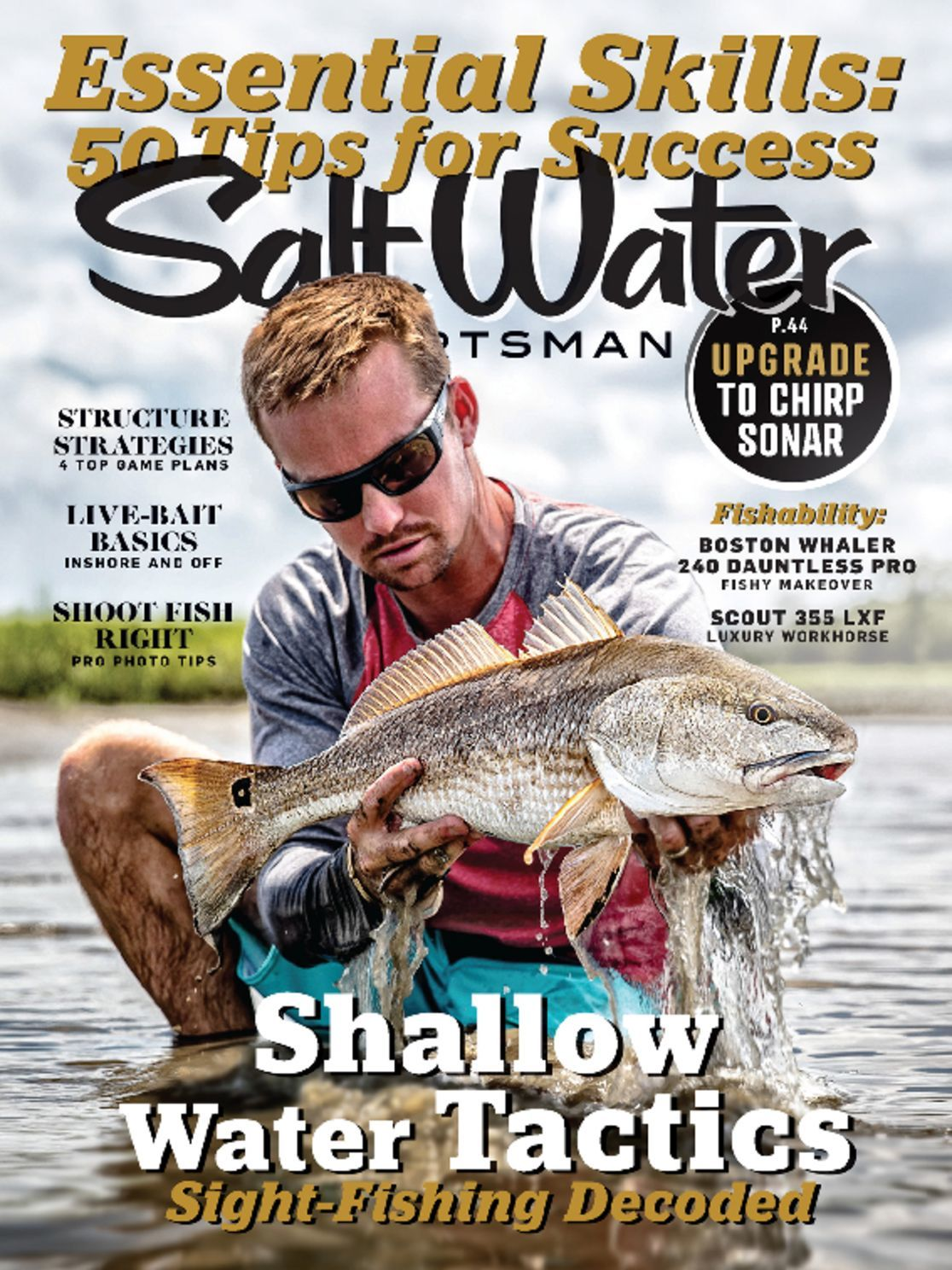 Salt Water Sportsman Magazine Subscription