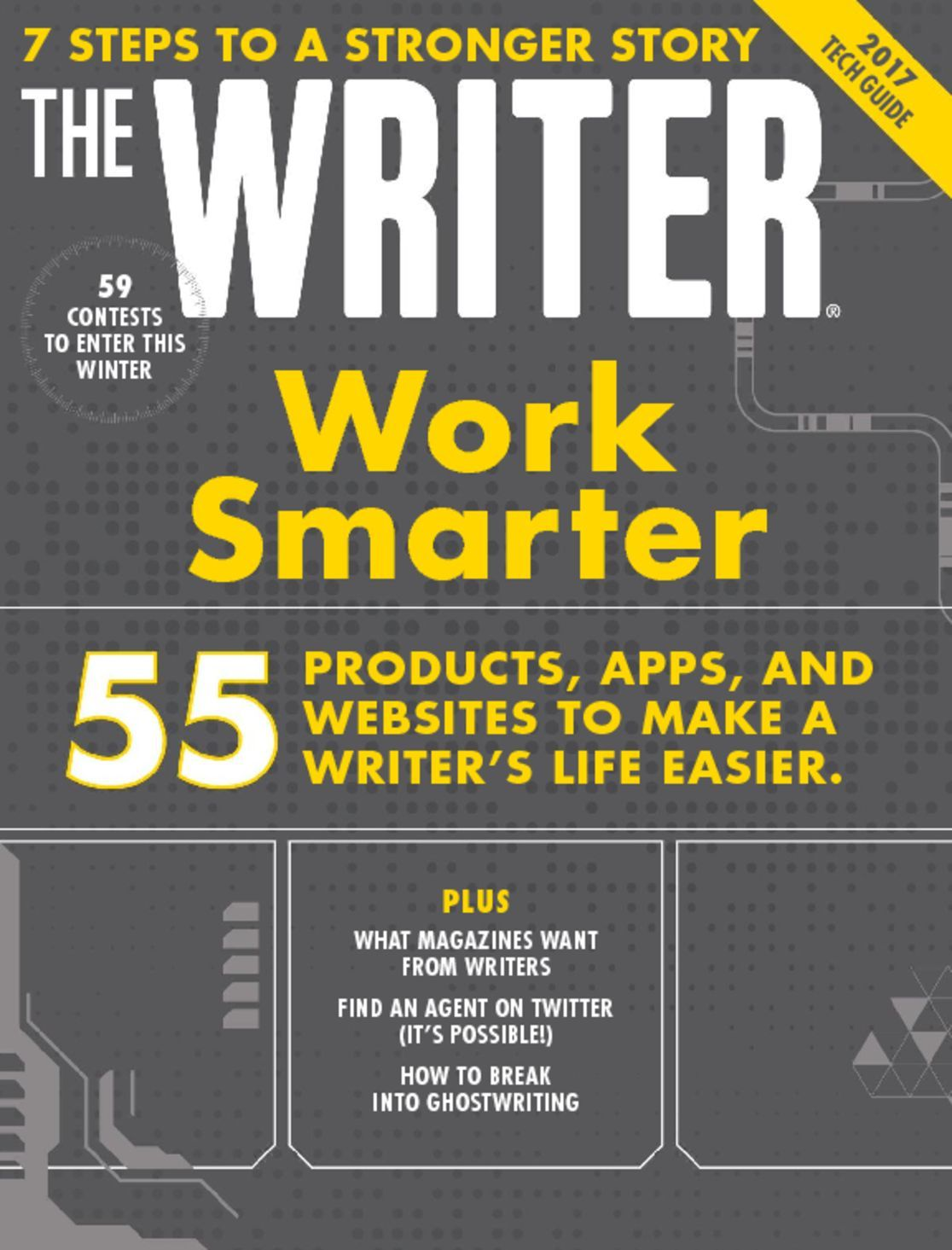 The Writer Magazine Subscription