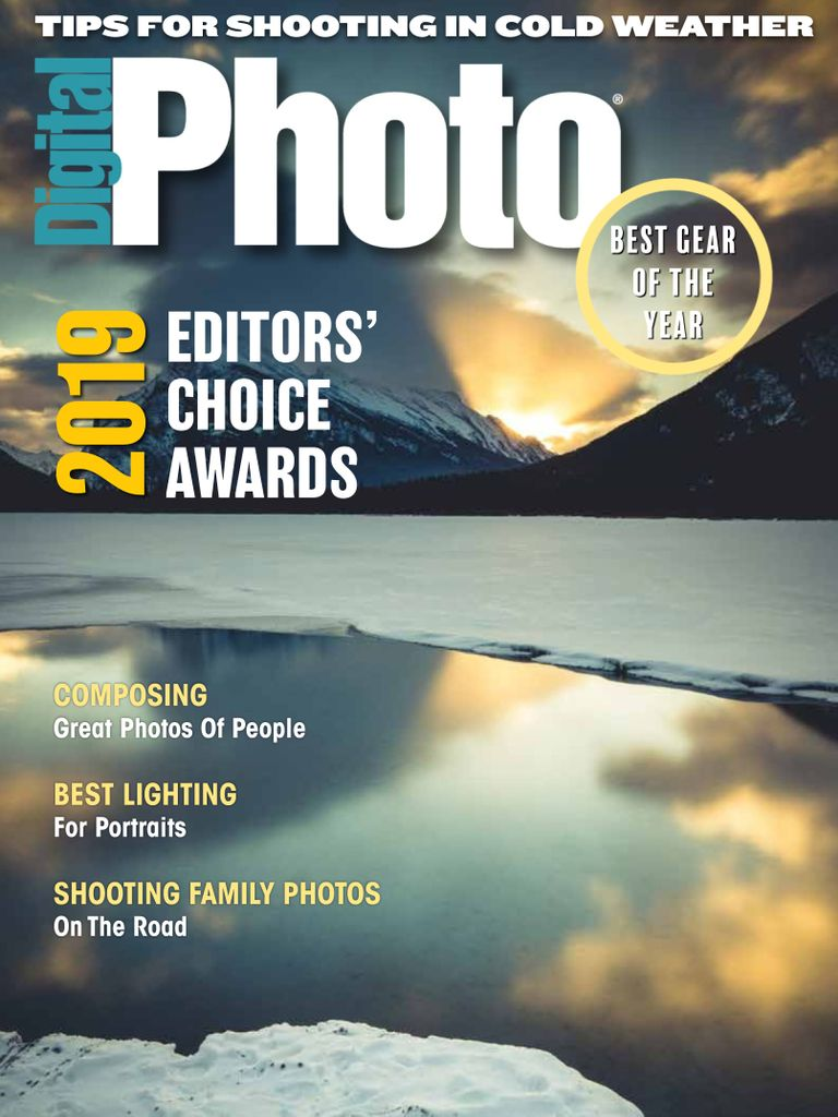 Best Price for Digital Photo Magazine Subscription