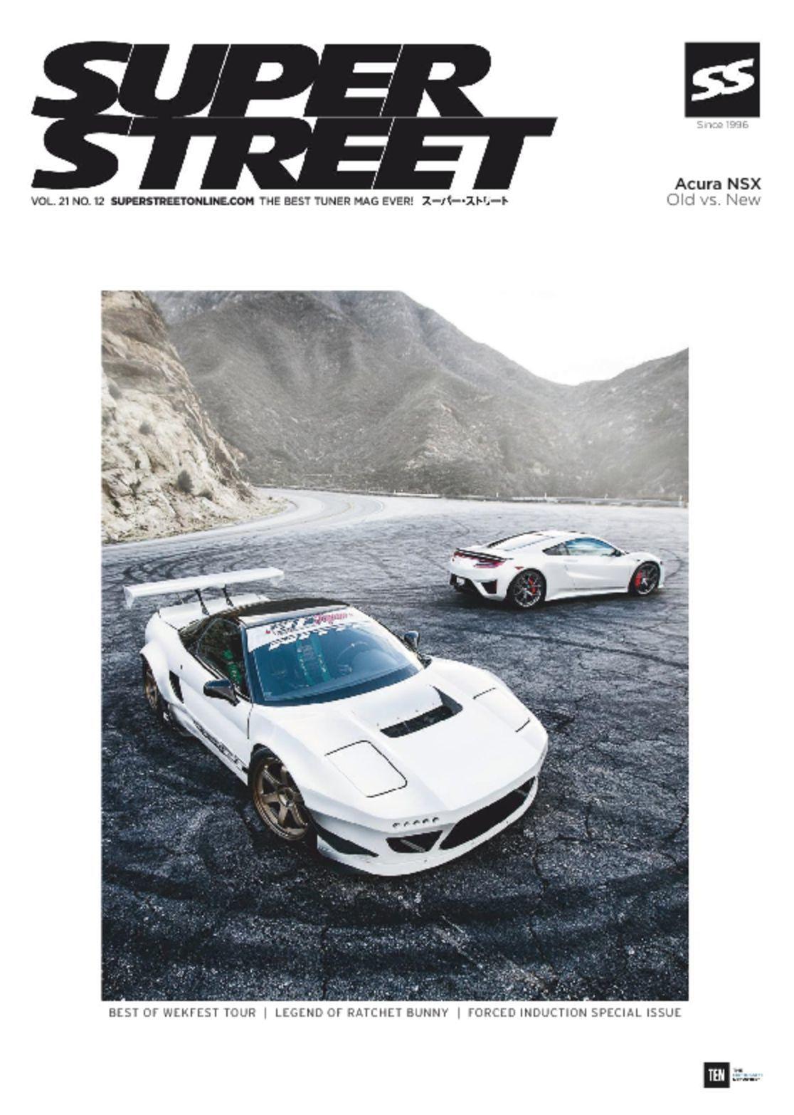 Super Street Magazine Subscription