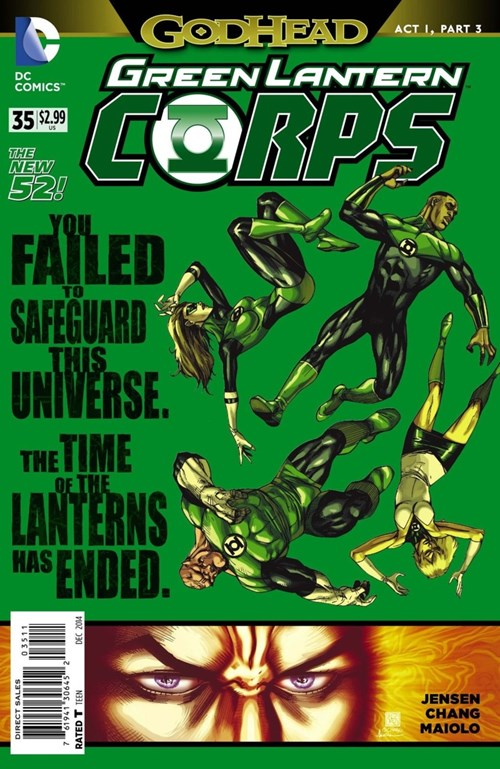 Best Price for Green Lantern Corps Comic Subscription