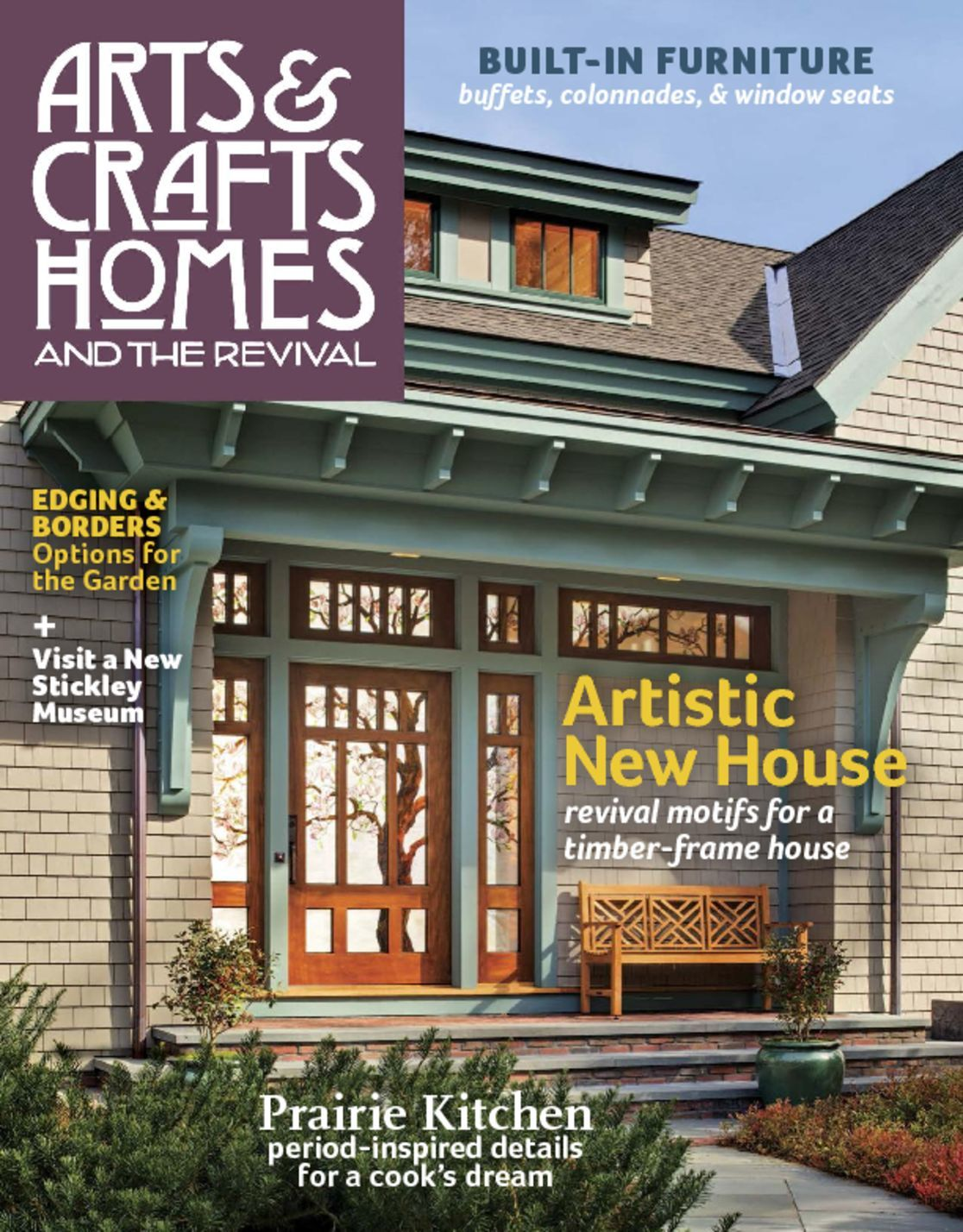Merchant for Arts and crafts home magazine