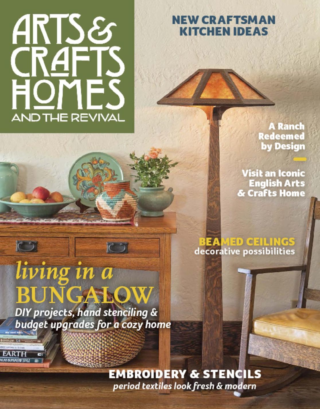 Category crafts for Arts and crafts home magazine