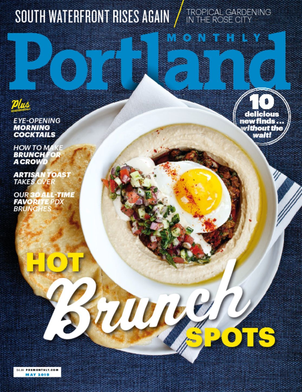 Portland Monthly Magazine Subscription